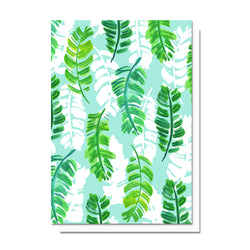 Palm Queen, Patterned Notecard