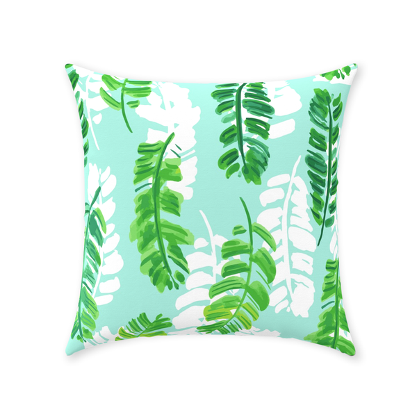 Palm Queen Pillow