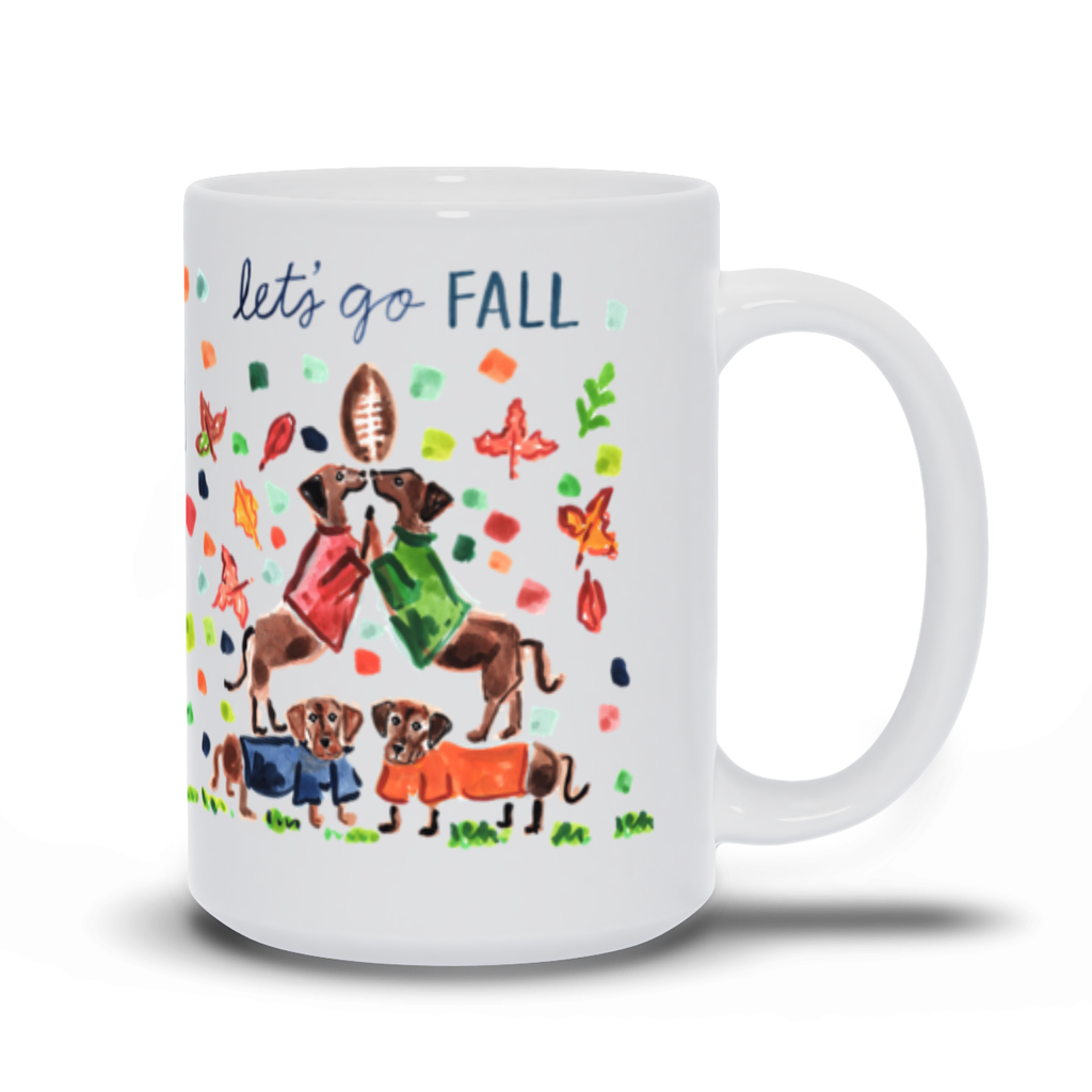 Let's Go Fall Mug (Limited Time Only)