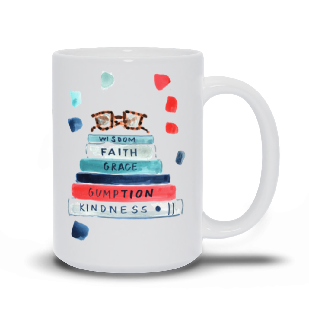 Fall Book Goals Mug (Limited Time Only)