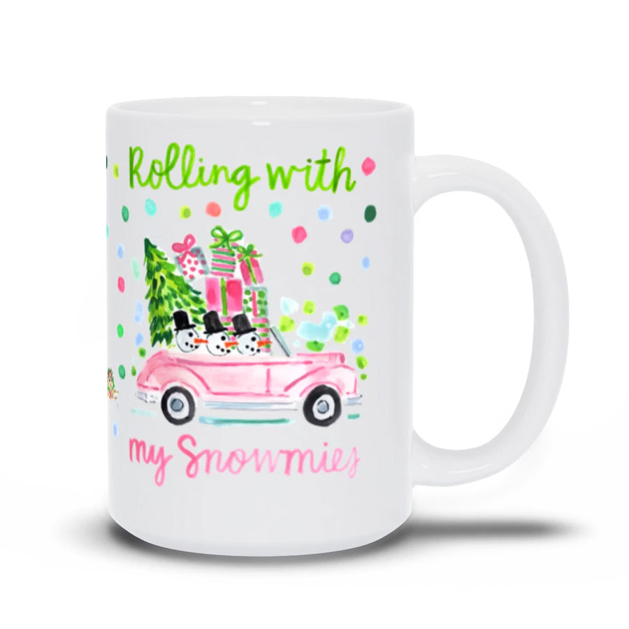 Snowmies Holiday Mug (Limited Time Only)