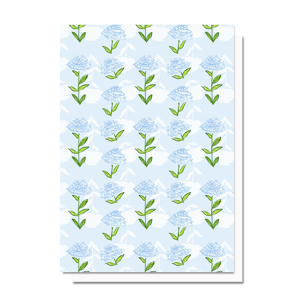 Tory, Patterned Notecard