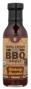 Triple Crown BBQ, Hickory Burbon, OG