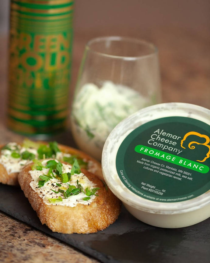 Alemar Cheese Co. | Fromage Blanc