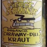 Fierce Ferments, Caraway Dill