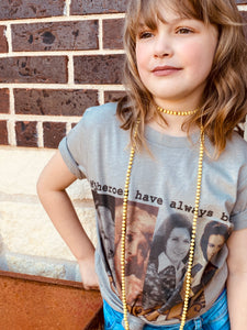 Cowgirl Heroes Tee - Youth