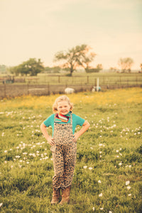 Sassy Pants Overalls - youth