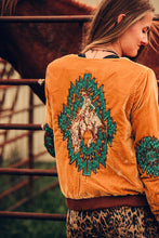 Load image into Gallery viewer, Rodeo Queen Bomber Jacket