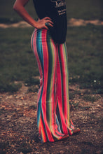 Load image into Gallery viewer, Sun Daze Serape Pants