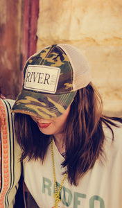 River Girl Cap
