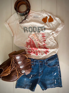 Rodeo Chief Tee