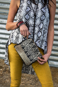 Native Nights Wristlet