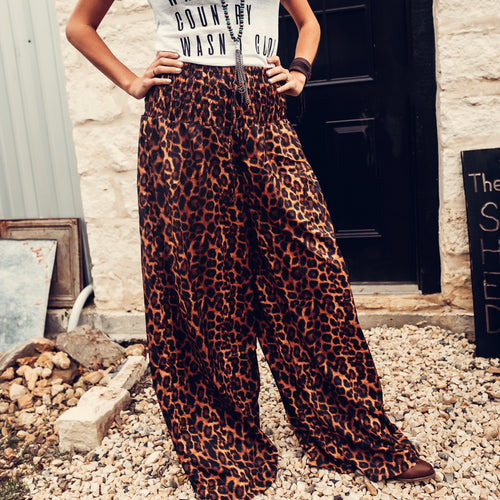 Life of the Party Palazzo Pants