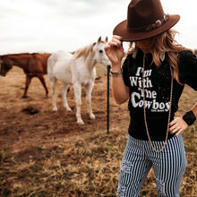 Load image into Gallery viewer, With the Cowboy Tee