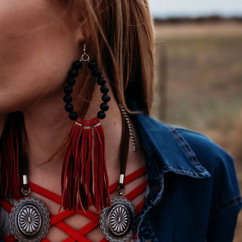 Western Soul Earrings