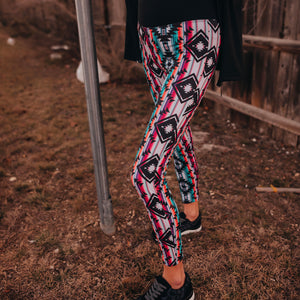 Bad Babe Athletic Leggings