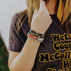 Space Cowboy Stacker Bracelets