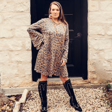 Load image into Gallery viewer, Fall in Leopard Dress