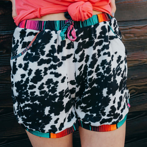 Cowgirl Up Shorts