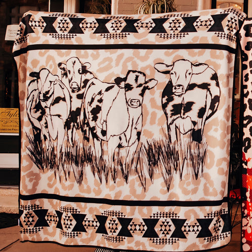 Western Winter Blanket