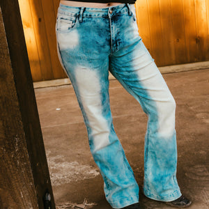 Rock My Way Bootcut Jeans