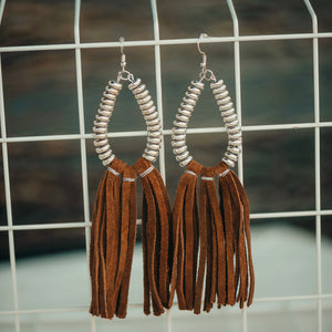 Rodeo Arena Earrings