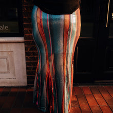 Load image into Gallery viewer, NFR Serape Skirt