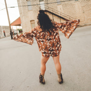 Hippie Cowgirl Tunic