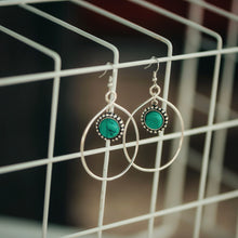 Load image into Gallery viewer, Dainty Doll Earrings *turquoise*