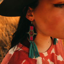 Load image into Gallery viewer, Tribal Princess Earrings