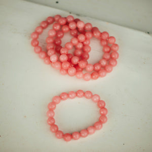 Grapefruit Stacker Bracelets
