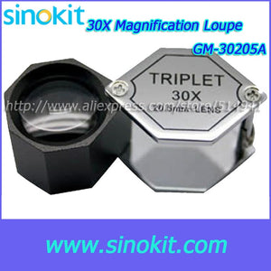 Wholesales Cheaper Gemological Magnification Loupe - GM-30205A