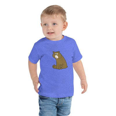 Bear Love Short Sleeve Tee - 100% Softest Cotton - ZERO TO THREE CLUB