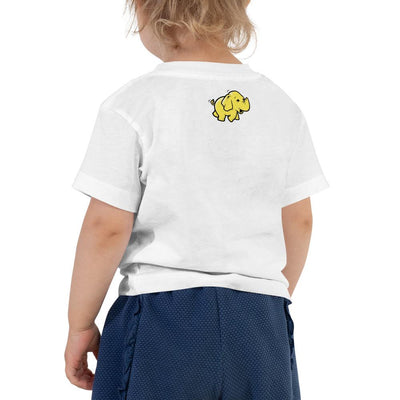 Ellie the Elephant Short Sleeve Tee - 100% Softest Cotton - ZERO TO THREE CLUB