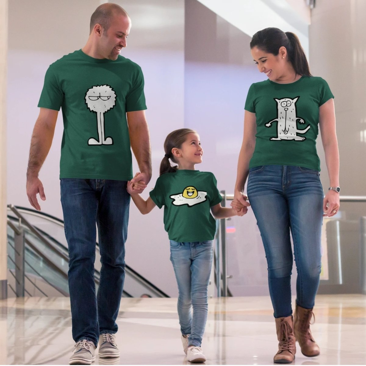 "T-Shirt ""Genius"" Unisex Adult Family Tees - 100% Softest Cotton - 8 colors - ZERO TO THREE CLUB T-Shirt"