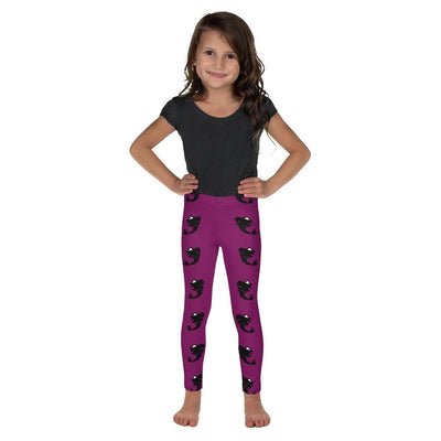 Mermaids on Purple Leggings - Mix and Match with Long Sleeve Top - ZERO TO THREE CLUB