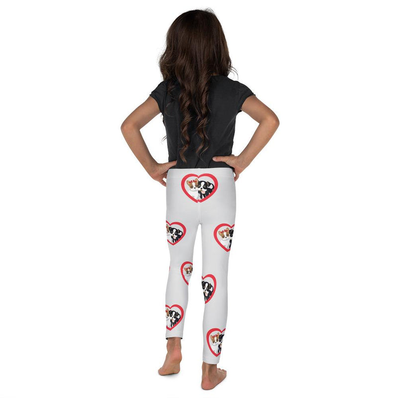 Pure Love Leggings - Mix and Match with Long Sleeve Top - ZERO TO THREE CLUB