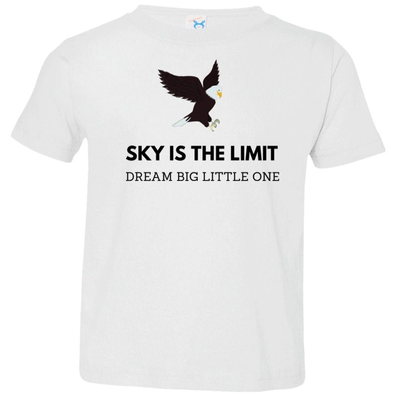 "T-Shirts ""Sky is The Limit"" Short Sleeve T-Shirt - 8 colors - ZERO TO THREE CLUB T-Shirts"