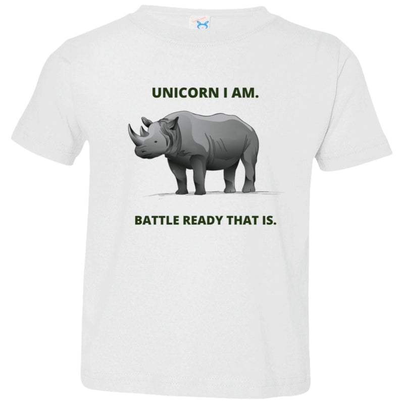 "T-Shirts ""Unicorn I am"" Short Sleeve T-Shirt - 6 colors - ZERO TO THREE CLUB T-Shirts"