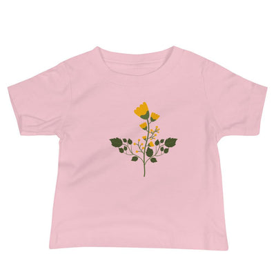 Yellow Jessamine Short Sleeve Tee - ZERO TO THREE CLUB