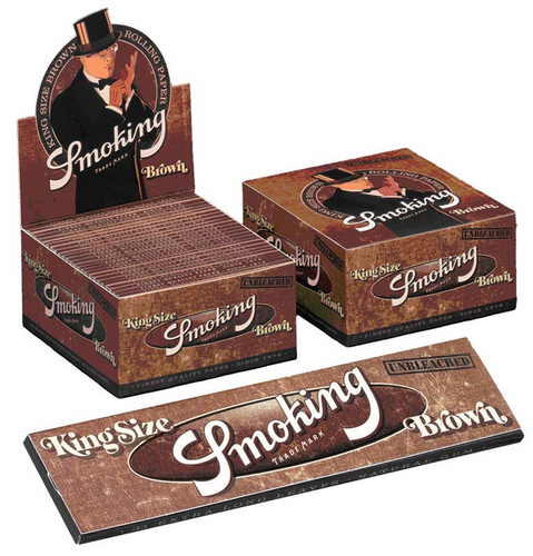 Smoking brown Kingsize Box