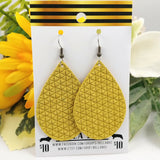 GENUINE Yellow Mini Triangles