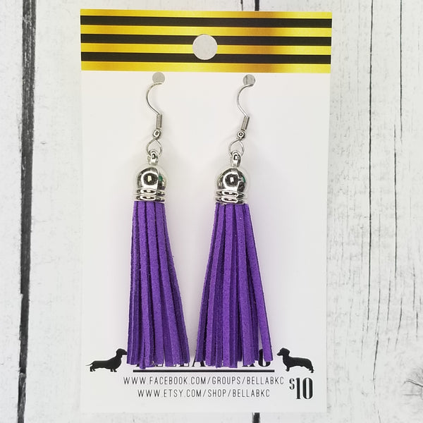 Tassel - Purple
