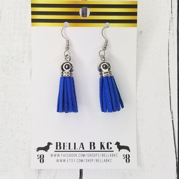 Tassel - Royal Blue