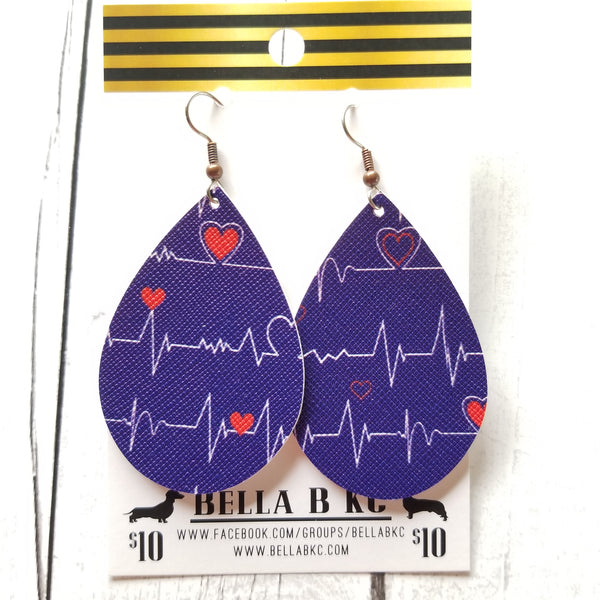 FAUX Career Medical Heart Beat on Navy