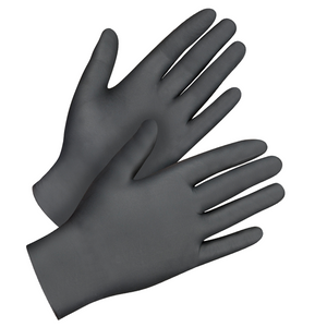 Disposable Nitrile Gloves (25,000 Pack at $0.19/unit)