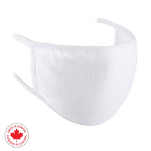 Load image into Gallery viewer, Close Fit Cotton Tie Mask (100 Pack @ $9.50/unit)
