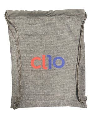 CL10 Linen Drawstring Backpack