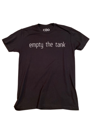 CL10 Empty The Tank T-Shirt ADULT