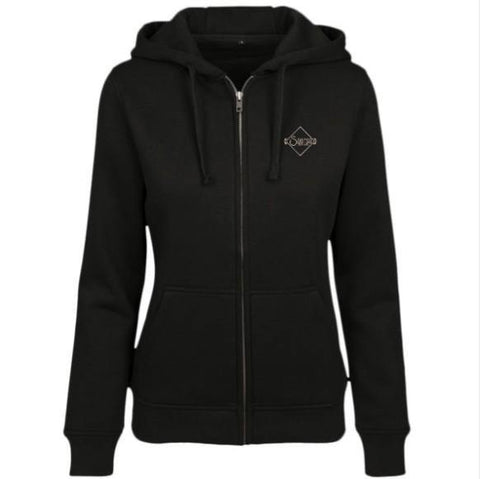 Zipped Hoodie - Fitted - Saorsa Cosmetics